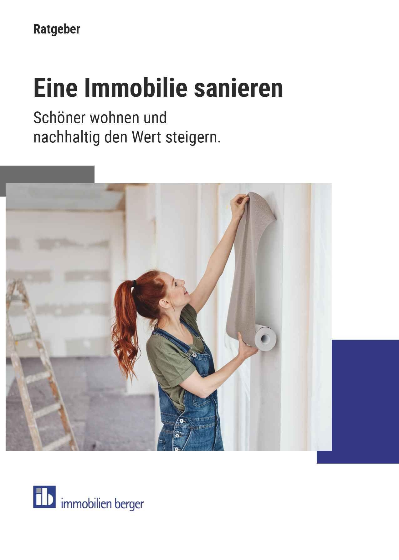 Sanierung einer Immobilie